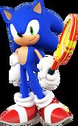 Tennis Sonic 1