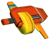 Weapons in Shadow the Hedgehog