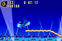 Humming Top Sonic Advance 2