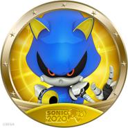 Icon 2020 metal