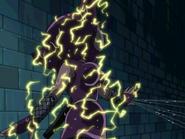 Lady Ninja defeat ep 17