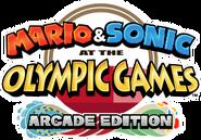M&S Tokyo 2020 Arcade - logo
