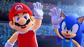 Mario and Sonic at the Olympic Games Tokyo 2020- All The Fun Trailer