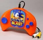 Sonic Blast TV Game