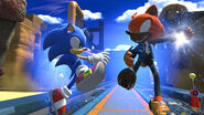 Sonic Forces - AvatarSonic