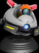 Sonic Generations Cop Speeder Statue