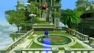 Sonic Generations Sky Sanctuary Modern