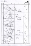 Sonic Riders storyboard 05