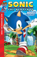 Sonic The Hedgehog -276 (variant)