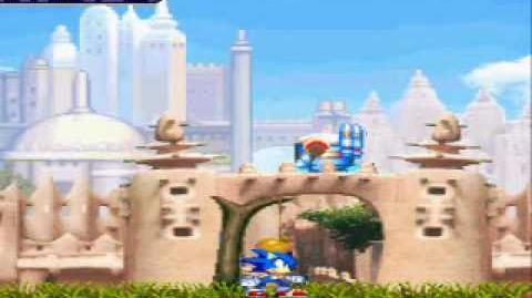 Sonic Unleashed Mobile - Mazuri - Final boss - S Rank