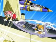 Sonic X ep 55 100