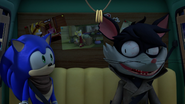 Sonic and Maniac Bandit
