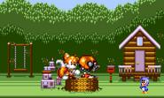 Tails Adventure ending 3