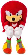 Tomy Collector Series plush Classic Knuckles