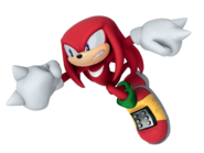 Knuckles Trading Cards