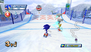 Mario Sonic Olympic Winter Games Gameplay 042
