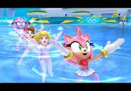 PeachDaisyAmyBlaze London2012 Screenshot 2(Wii)