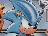 Sonic the Hedgehog (Sonic the Comic)