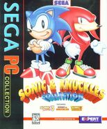 Sonic&KnucklesCollection PC US Box Expert