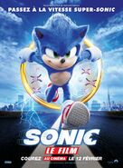 SonicMovie FrenchPoster