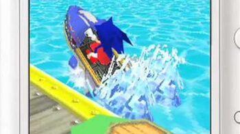 Sonic Rush Adventure Trailer 1 DS