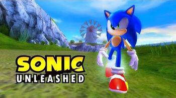 Sonic Unleashed Wii - Windmill Isle Day Full HD 1080p