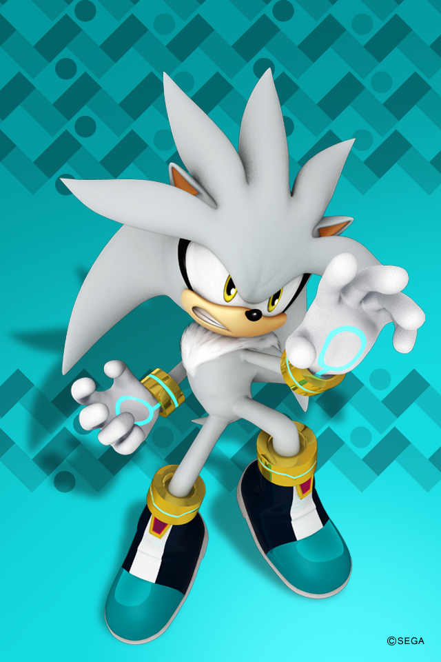 Sonic IPhone Skin 29PNG