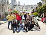 Sonic team sf