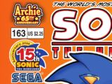 Archie Sonic the Hedgehog Issue 163