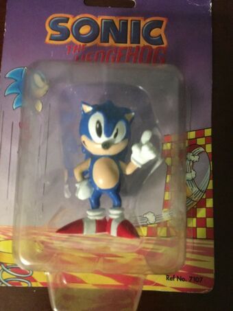 Tomy Sonic News Network Fandom