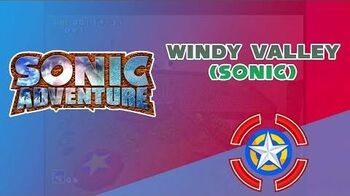 Windy Valley (Sonic) - Sonic Adventure