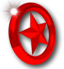 Red Star Ring Boom
