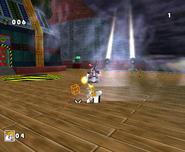 SA Tails vs Gamma DX 4