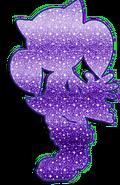 Sam silhouette Glitter