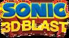 Sonic3DBlast-logo