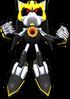 Sonic Rivals 2 - Metal Sonic costume 2