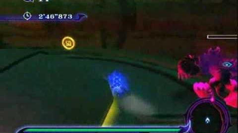 Sonic Unleashed (Wii) - EggmanLand Night Stage 5 Dark Gaia Cauldron
