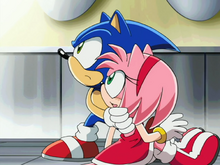 Sonic saves Amy ep 45