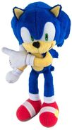 Tomy Collector Series Modern plush Sonic variant 2