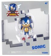 Tomy Sonic 25th Anniversary figure Sonic