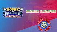 Whale Lagoon - Sonic & Sega All-Stars Racing