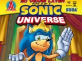 Sonic Universe Issue 6