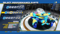 Chao Dinky Propeller Rear