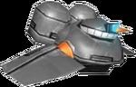Flapper Silver