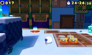 Frozen Factory Zone 3 3DS 3