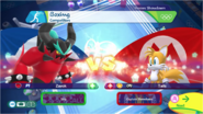 Mario & Sonic at the Rio 2016 Olympic Games - Heroes Showdown Boxing Competitors