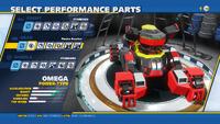 Omega Fusion Reactor Rear