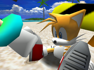 Sonic Adventure DC Cutscene 166