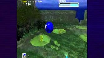 Sonic Adventure DX - Sonic vs Chaos 4