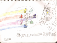 Sonic Colors Final Color Blaster